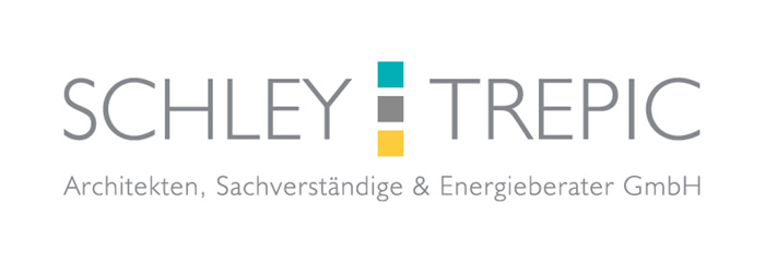 Schley + Trepic Mobile Retina Logo